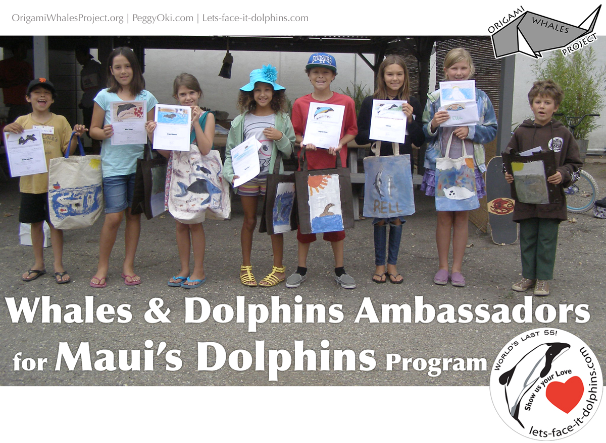 Whales and Dolphins Ambassadors